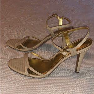 Ralph Lauren Strappy Heels Sandals size 8